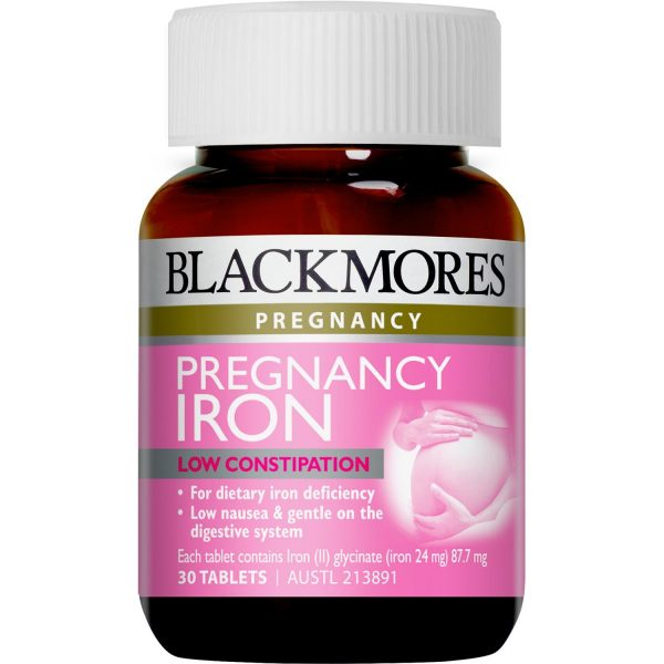 Blackmores Pregnancy Iron | Blackmores Pregnancy Iron