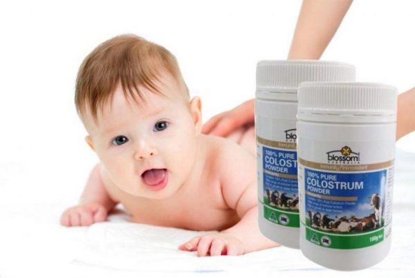 Blossom Colostrum Powder giúp tăng cường các kháng thể tự nhiên phòng chống bệnh tật | Blossom Colostrum Powder giúp tăng cường các kháng thể tự nhiên phòng chống bệnh tật