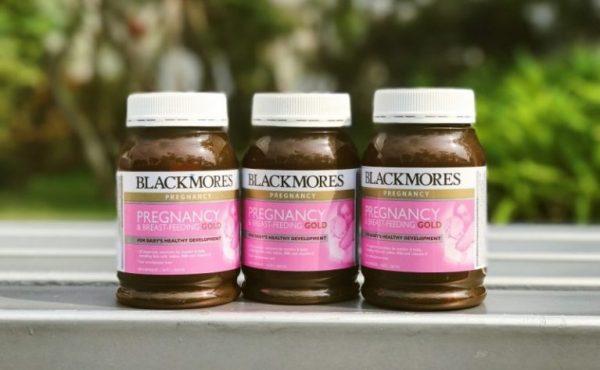 Mỗi ngày bạn chỉ cần dùng 1 viên Blackmores Pregnancy Iron là đủ