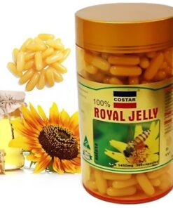 Sản phẩm Sữa ong chúa Costar Royal Jelly của Úc