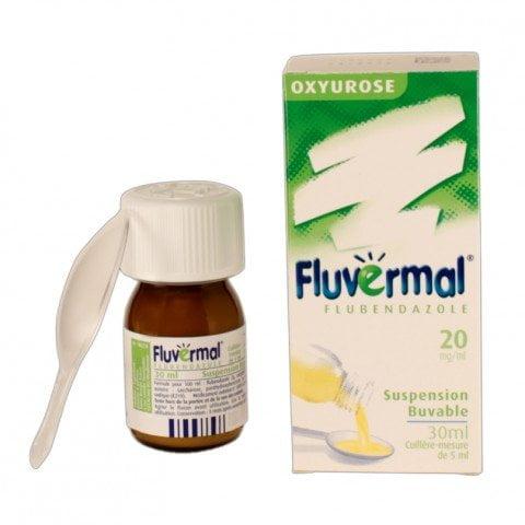 thuốc giun Fluvermal | thuốc giun Fluvermal
