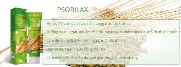 psorilax tac dung | psorilax tac dung