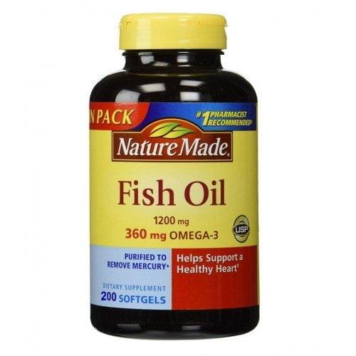 viên uống fish oil