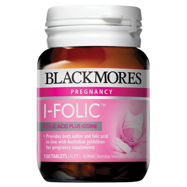 Blackmores I Folic | Blackmores I Folic