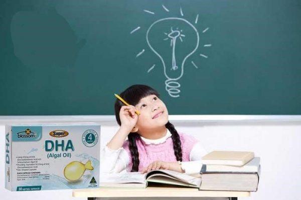 Blossom Kids Super DHA cần thiết để bổ sung DHA cho trẻ thông minh vượt trội | Blossom Kids Super DHA cần thiết để bổ sung DHA cho trẻ thông minh vượt trội