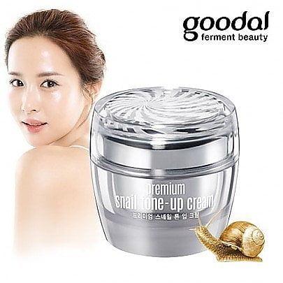 Goodal Premium Snail Tone Up Cream | Goodal Premium Snail Tone Up Cream
