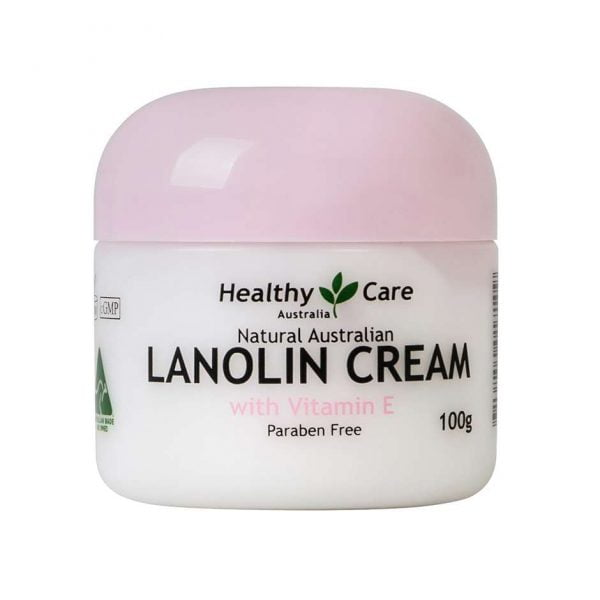 Healthy Care Lanolin cream with Vitamin E | Healthy Care Lanolin cream with Vitamin E