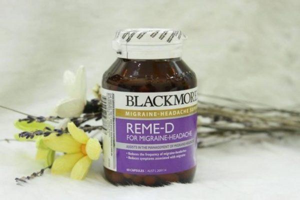 Hoạt chất lá Feverfew và các vitamin nhóm B là thành phần chính tạo nên hiệu quả