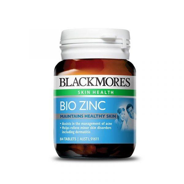 Sản phẩm Blackmores Bio Zinc 84 viên của Úc   Sản phẩm Blackmores Bio Zinc 84 viên của Úc