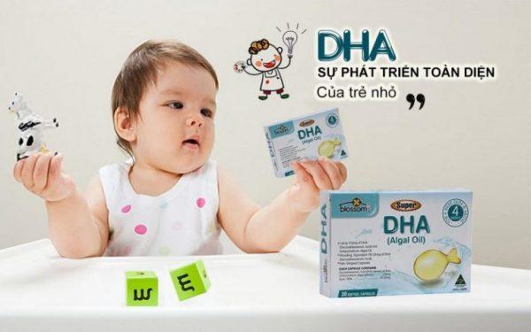 Sản phẩm Blossom Super DHA For Kids 30 viên | Sản phẩm Blossom Super DHA For Kids 30 viên