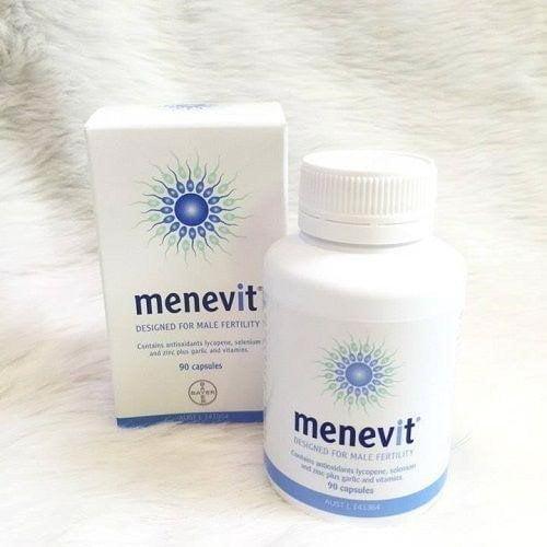 Sản phẩm Menevit của hãng Bayer Đức | Sản phẩm Menevit của hãng Bayer Đức