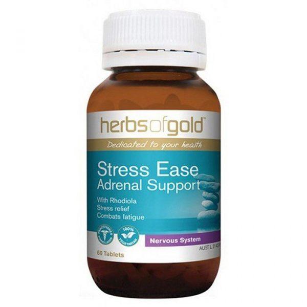 Sản phẩm Stress Ease Adrenal Support giúp giảm căng thẳng mệt mỏi | Sản phẩm Stress Ease Adrenal Support giúp giảm căng thẳng mệt mỏi