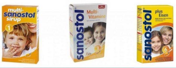 Sanostol Số 1 3 6 Multi Vitamin chính là lựa chọn thông minh cho gia đình bạn | Sanostol Số 1 3 6 Multi Vitamin chính là lựa chọn thông minh cho gia đình bạn