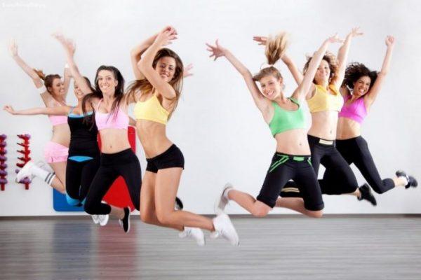 Tập thể dục không chỉ giúp giảm mỡ vòng 2 mà còn đem lại cho bạn một cơ thể khỏe mạnh