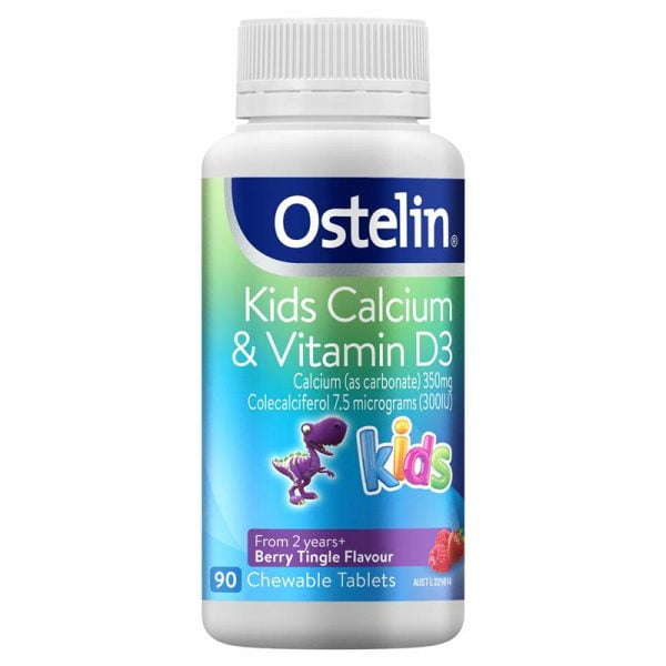 Vitamin D Calcium Ostelin Kids Úc | Vitamin D Calcium Ostelin Kids Úc