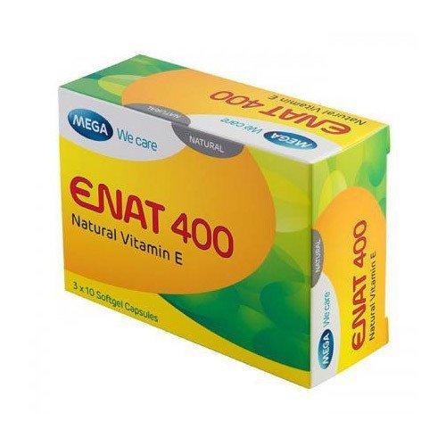 Vitamin E Enat 400 1 | Vitamin E Enat 400 1