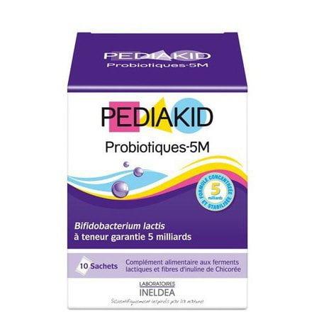pediakid probiotiques 5m