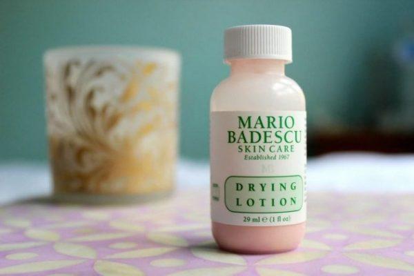 Mario Badescu Drying Lotion đặc trị mụn tại chỗ nhanh chóng | Mario Badescu Drying Lotion đặc trị mụn tại chỗ nhanh chóng