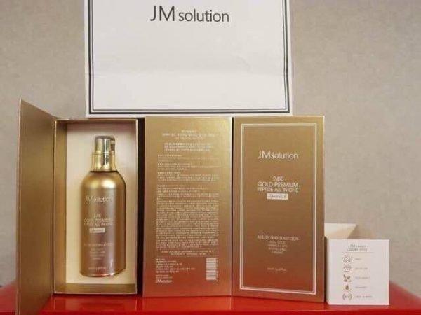 Thành phần có trong tinh chất JMsolution 24K mang lại hiệu quả vô cùng bất ngờ | Thành phần có trong tinh chất JMsolution 24K mang lại hiệu quả vô cùng bất ngờ