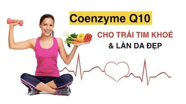 coq10 có vai trò quan trọng đối với bệnh nhân tim mạch