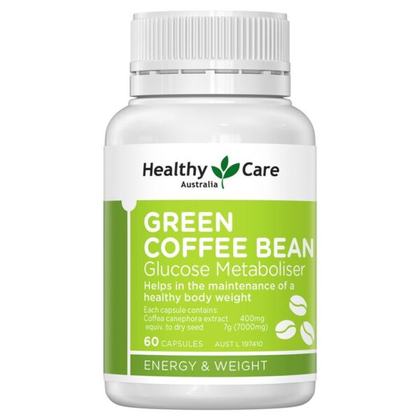 Healthy Care Green Coffee Bean ikute