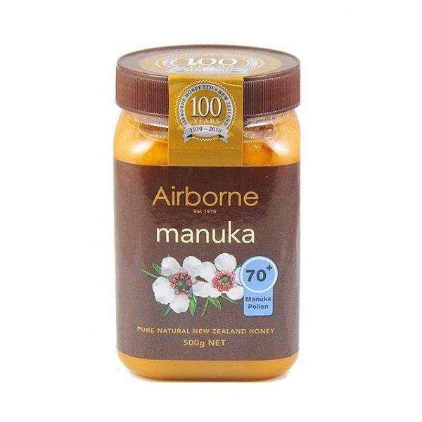 Mật Ong Manuka Airborne 70 1 | Mật Ong Manuka Airborne 70 1