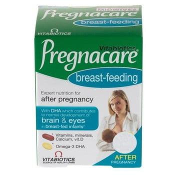 Viên uống lợi sữa Vitabiotics Pregnacare Breastfeeding | Viên uống lợi sữa Vitabiotics Pregnacare Breastfeeding