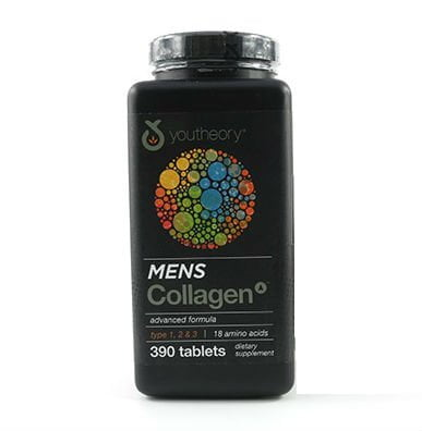 Youtheory Mens Collagen type 1 2 3 Dnh Cho Nam