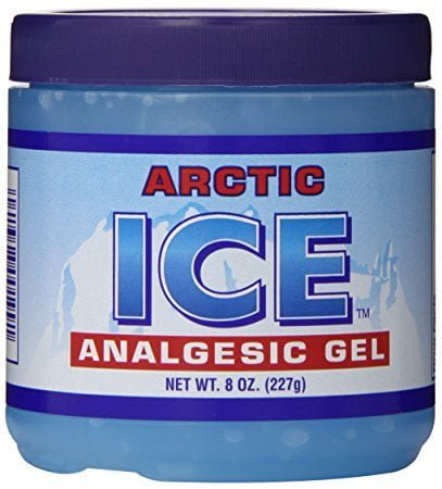Arctic Ice Analgesic Gel ikute | Arctic Ice Analgesic Gel ikute