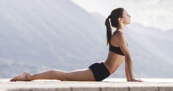 Bài tập yoga tăng kích thước vòng 1