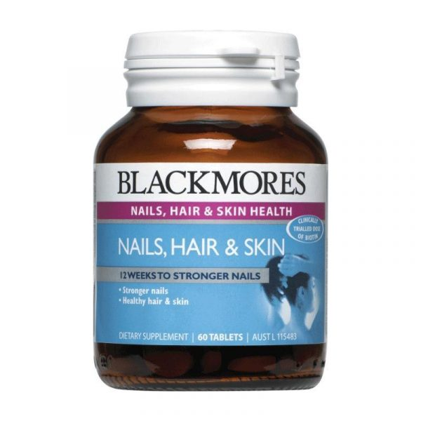Blackmores Nail Hair and Skin 60 viên ikute | Blackmores Nail Hair and Skin 60 viên ikute
