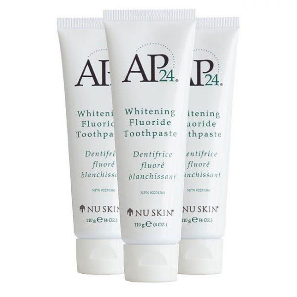 Nuskin AP 24 Whitening Fluoride Toothpaste ikute | Nuskin AP 24 Whitening Fluoride Toothpaste ikute