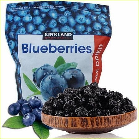 Qua-viet-quat-say-Kirkland-Blueberries ikute