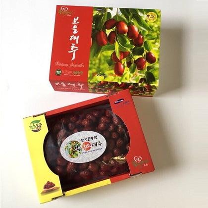 Táo đỏ khô Hàn Quốc