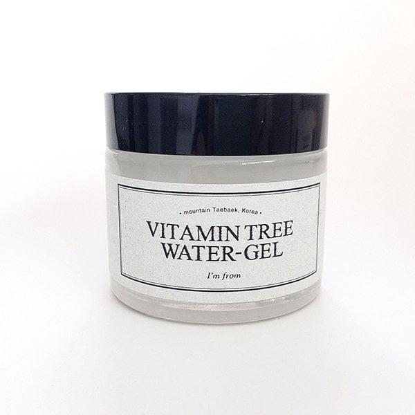 Kem dưỡng ẩm Vitamin Tree Water gel ikute | Kem dưỡng ẩm Vitamin Tree Water gel ikute