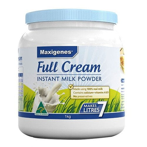 Maxigenes Full Cream Instant Milk Powder ikute
