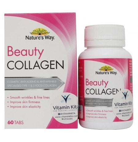 nature s way beauty collagen 60 vien