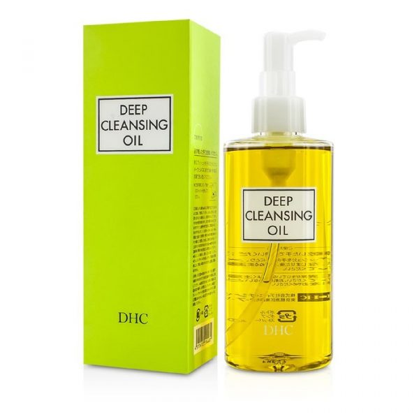 DHC Deep Cleansing Oil ikute