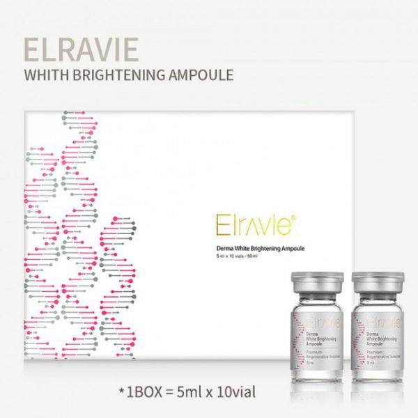 Elravie Derma White Brightening Ampoule