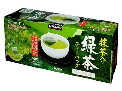 KirkLand Green Tea A Blend Of Sencha and Matcha ikute | KirkLand Green Tea A Blend Of Sencha and Matcha ikute