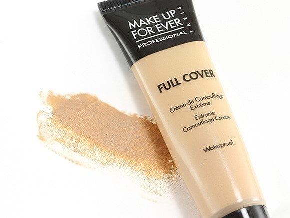 Make Up For Ever Full Cover Concealer – sản phẩm yêu thích của nhiều chị em