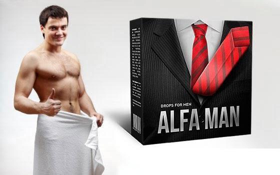 Alfa Man | Alfa Man