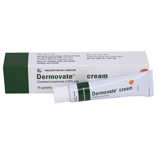 DERMOVATE CREAM d | DERMOVATE CREAM d