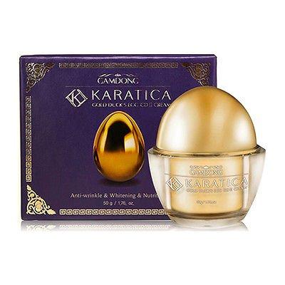 Kem trắng da trứng vịt vàng Karatica Gold Duck's Egg GD II Cream 4 | Kem trắng da trứng vịt vàng Karatica Gold Duck's Egg GD II Cream 4