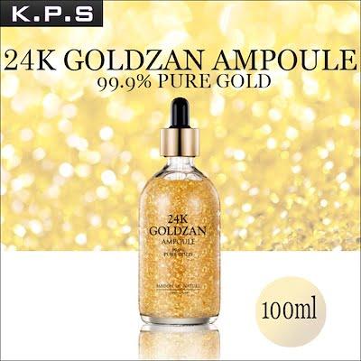 Tinh Chất 24k Goldzan Ampoule 99.9 Pure Gold 1   Tinh Chất 24k Goldzan Ampoule 99.9 Pure Gold 1