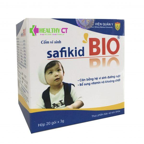Cốm vi sinh Safikid Bio 2 | Cốm vi sinh Safikid Bio 2