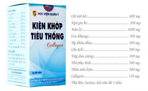 Kiện Khớp Tiêu Thống Collagen 2 | Kiện Khớp Tiêu Thống Collagen 2
