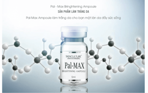 Pal Max Brighterning Ampoule 5 | Pal Max Brighterning Ampoule 5