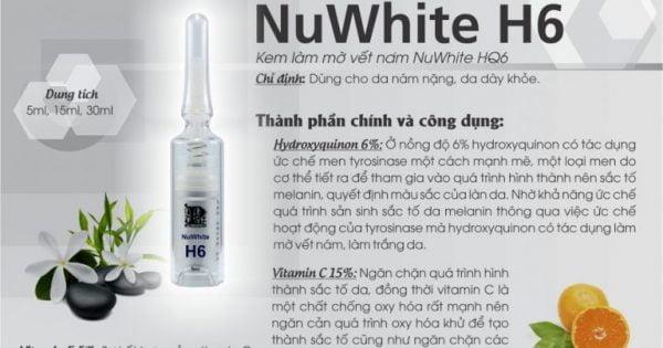 nuwhite h6 2
