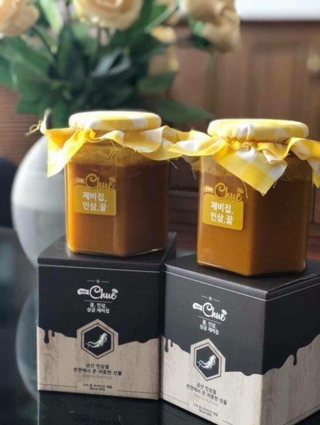 Sâm nghệ mật ong MaMa Chuê 4 | Sâm nghệ mật ong MaMa Chuê 4